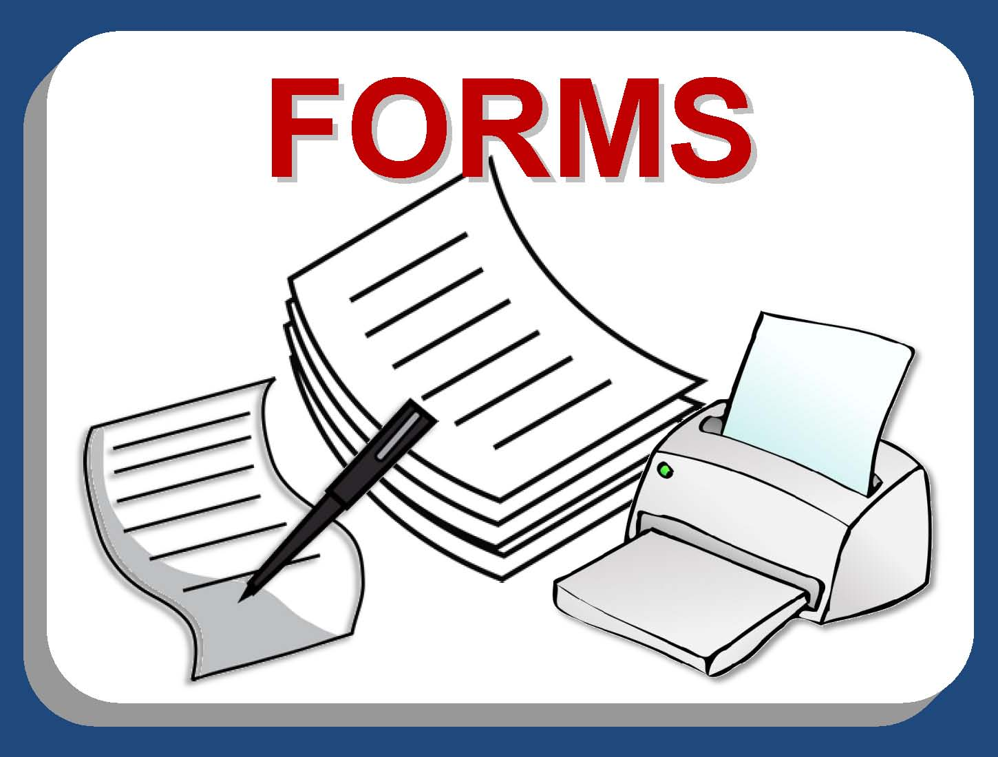 Summer Daycare Forms